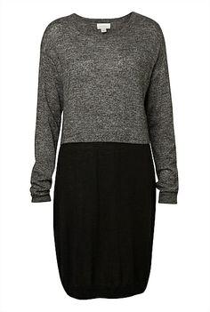 #Witchery Two Tone Knit Dress AUD $149.95