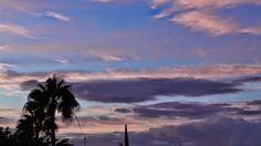 Desde las Islas Canarias  ..Fotografias  : Amaneciendo en San Bartolome de Tirajana ...Gran C...