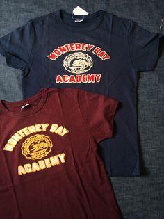 """チェスウィックからチェーンステッチTシャツの""""MONTEREY BAY""""が入荷しました。本体価格¥4,900"""
