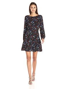 Amazon.com: Rebecca Minkoff Women's Jaye Mini Dress, Dizzy Floral Multi, 2: Clothing