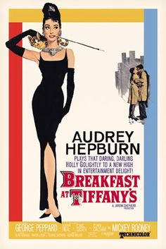 Breakfast at Tiffany's: Just saw this flick and disappointed actually loathed to say that the movie is just a little overrated. I was so excited when I finally got to watch it, and then..