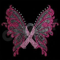 Source Pink butterfly transfer hotfix crystal rhinestone motif design on  m.alibaba.com 68ba2b4bc96f