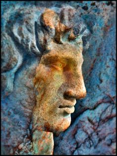 Alexander the Great king of the ancient #Greek kingdom of #Macedonia, resurrected in stone - Photograph by  © Algis Kemezys taken from national geographic
