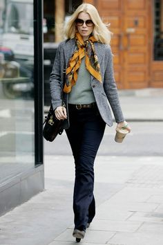 3+ Ideas 70s Clothing Hairstyles 2013 Celebrities wearing the 70s fashion trend (Glamour.com UK ...