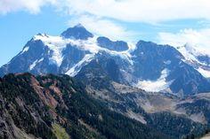 Mount Shuksan, North Cascades National Park, Washington, USA