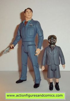 doctor who action figures CAPTAIN JACK HARKNESS EMPTY CHILD dr underground toys