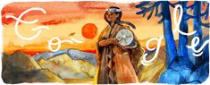 Aimé Painé's 78th Birthday Global Awareness, Google Doodles, Happy Birthday, Artwork, Painting, Vacations, Future, Amazing, Complete Sentences