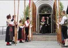 Bröllop i Järvsö