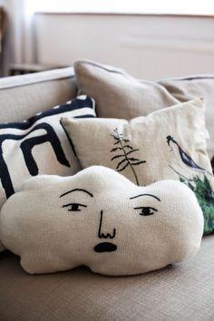Cloud Pillow on blog monbopetitmonde