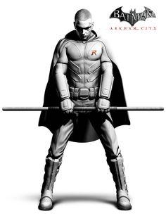 Robin-Batman-Arkham-City.jpg (1172×1526)