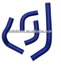 Honda CRF 250 250R 250X Silicone Radiator Hose Kit 2004 2005 2006 Blue Coupler Honda CRF 250 250R 250X $1~$10
