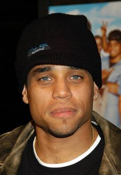 Michael Ealy - African American - actor - blue eyes