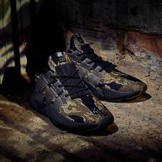 competitive price 14437 e6472 adidas Originals showcases its new Prophere silhouette through a  camo-infused collaboration with Undefeated