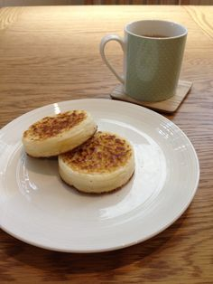 Marks and Spencers Gluten Free crumpets
