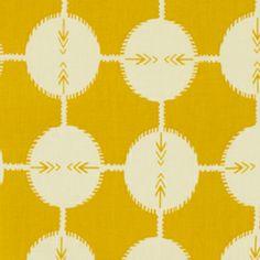 Anna Maria Horner - Field Study - Coordinates in Saffron