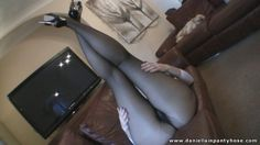 Sexy ass and legs in pantyhose and heels - http://www.english-milf.com/daniella-pantyhose/ Daniella In Pantyhose videos