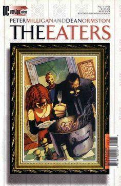 Vertigo Voices: The Eaters • Abril 1995 Portada: Dean Ormston