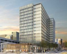 mid rise office towers - Google Search