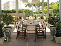 Edge, Steak & Bar Terrace Eater Miami