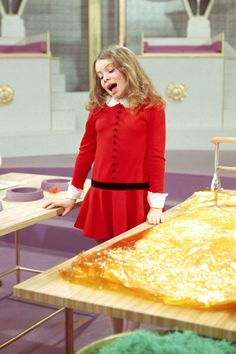 I want a party.... Veruca Salt Charlie and the Chocolate Factory