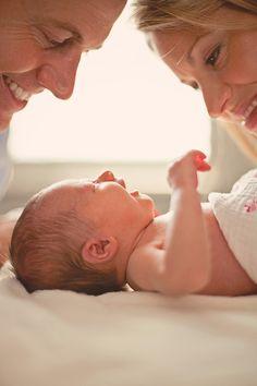 Newborn baby. <3