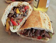 The Dude Diet: Cheesesteak Edition