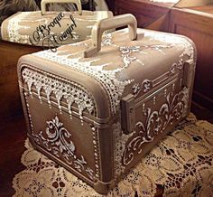 Suitcase reveal