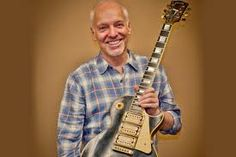 Peter Frampton with his new.... old guitar!