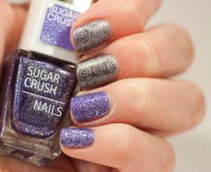 Something purple #sugarcrush #moyoulondon stamping