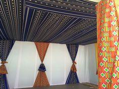 Drapé pagne traditionnel kita Traditional Wedding Decor, Wedding Planner, Exotic, Wedding Decorations, Bridal, Home Decor, Traditional, Wedding Ideas