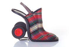 Chaussures originales : chaussures Caddie de Kobi Levi