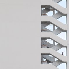 Knitting concrete in Beirut, Photography by Serge Najjar