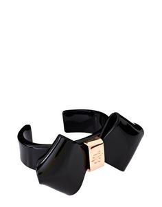 Ted Baker Acrylic Folded Bow Cuff