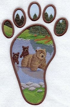 Machine Embroidery Designs at Embroidery Library! - Color Change - A7965