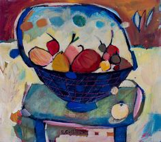 "Table Top: Drawing & Painting"" by Diane Culhane! 