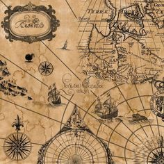 Tattoo Sleeve Pirate Treasure Maps 38 Ideas – Maps from everywhere Pirate Treasure Maps, Pirate Maps, Pirate Treasure Tattoo, Map Tattoos, Sleeve Tattoos, Pirate Tattoo Sleeve, Tattoo Sleeves, Tattoo Drawings, Vintage Maps