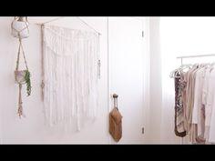 DIY Room Decor   Wall Hanging - YouTube