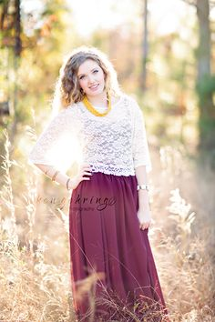 Senior pictures done by Ken Gehring! Love the natural lighting!