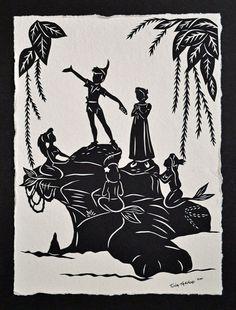 Peter Pan and the Mermaids | Tina Tarnoff
