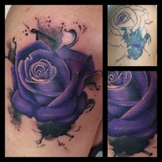 Best cover up tattoos, rose tattoo cover up, cover up tatto Shell Tattoos, Feather Tattoos, Forearm Tattoos, Rose Tattoos, Body Art Tattoos, Tatoos, Rose Tattoo Cover Up, Best Cover Up Tattoos, Cover Up Tattoos For Women