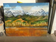 Mount Sneffels Linza Words On Wood, Wood Steel, Plexus Products, Contemporary Art, Fine Art, Abstract, Painting, Summary, Painting Art