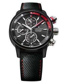Pre-Basel 2013 - Maurice Lacroix - Pontos S Extreme #MauriceLacroix Swiss Watchmakers  #horlogerie #pontos @calibrelondon