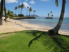 This is one of my favorite places in the world... Kahala Beach, Kahala, Oahu