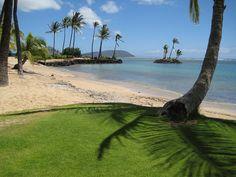 Kahala Beach, Kahala, Oahu