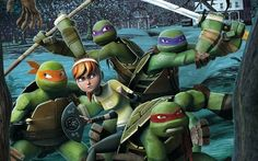 TMNT: Retreat! Launches S3 DVD on 3/10/2015