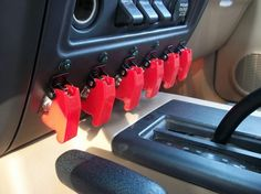 Late model XJ aux switches... - Page 2