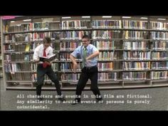 Librarians on the warpath. Cool interpretation of Michael Jackson's Thriller. I showed this to our local librarians. They all thought this was a fun idea...