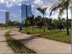 Parque do Povo - São Paulo, Brasil.