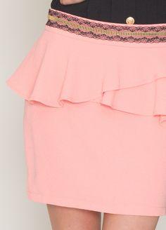Falda rosa PepaLoves
