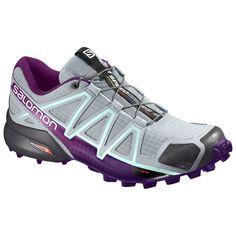 SPEEDCROSS 4 WOMEN - Running shoes  eeb45316836a